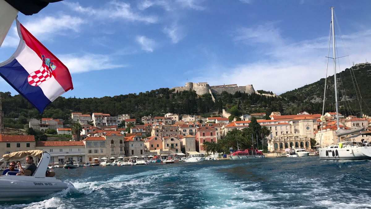 Just Another Split Day inCroatia
