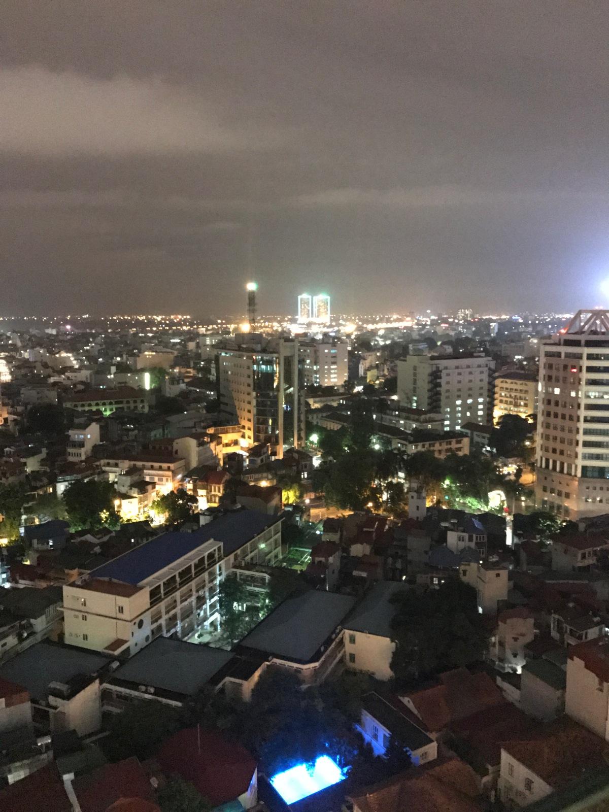 Hanoi(ingly late)
